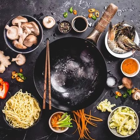 Composez votre wok